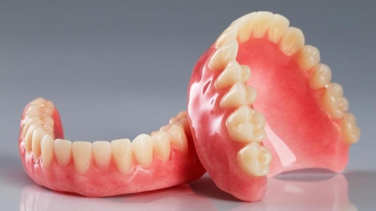 Pair of Dentures